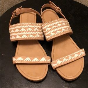 Woven Strap Sandals